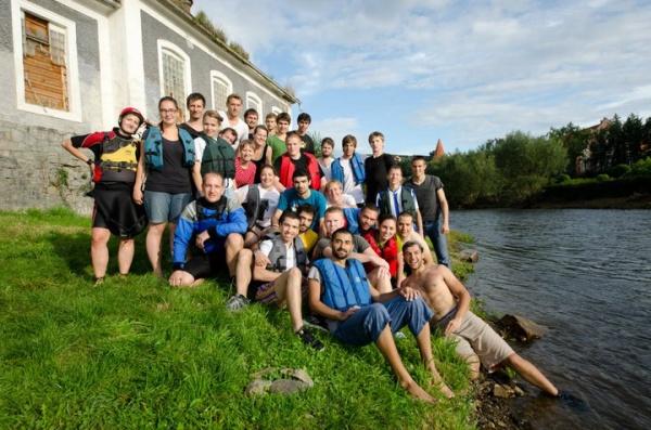 outdoor teambuilding Lipno Cesky Krumlov